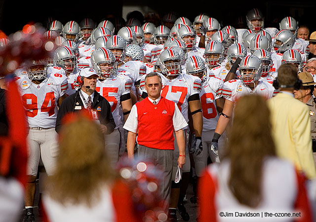 Many have doubted the Buckeyes in recent years due to ther inability to keep