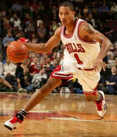 Derrick Rose is returning to the NBA.